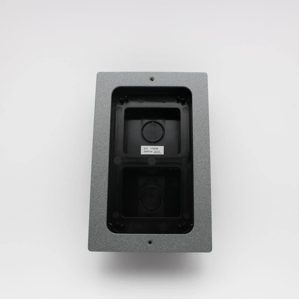 en zamak kit dencastrement urmet 1122//60 pour plaque mikra